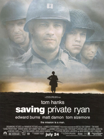 Affiche Saving Private Ryan